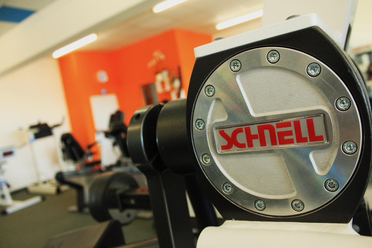 Auch im Fitnessstudio Untergriesbach bieten wir EMS-Training