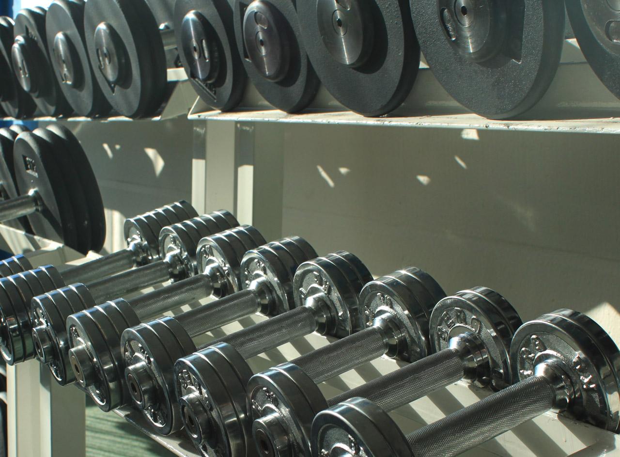 Aufbautraining im Fitness Untergriesbach