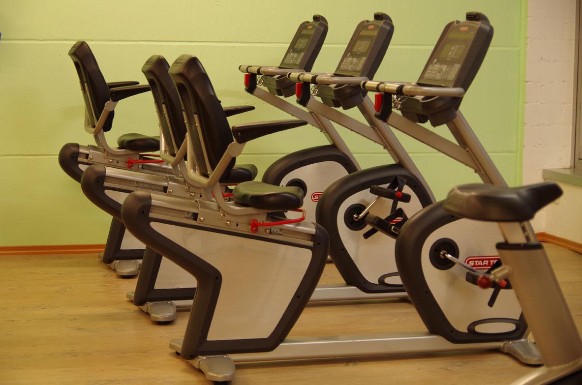 Fitness und Fitnesstraining im Fitnessstudio Untergriesbach
