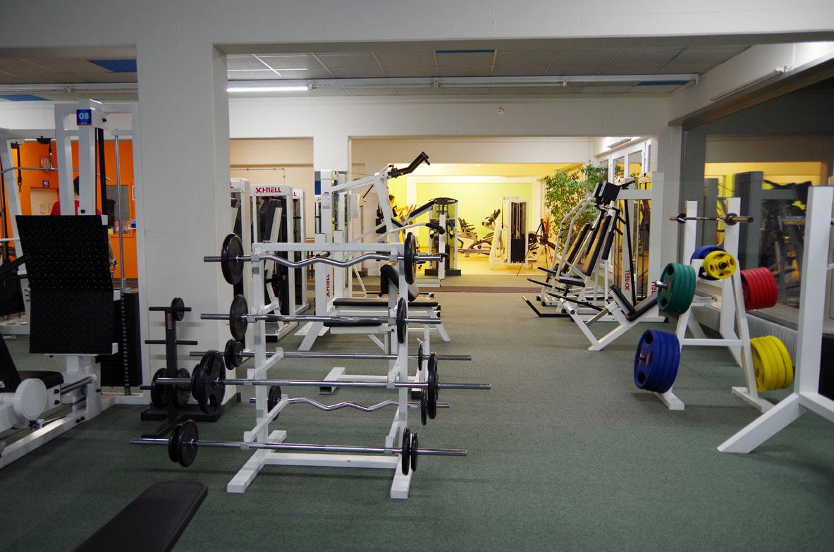 Krafttraining und Bodybuilding in Untergriesbach