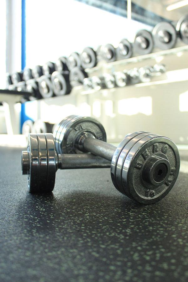 Fitness im Fitnessstudio Untergriesbach